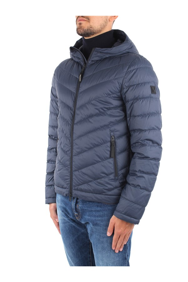 Woolrich Jackets And Jackets Blue