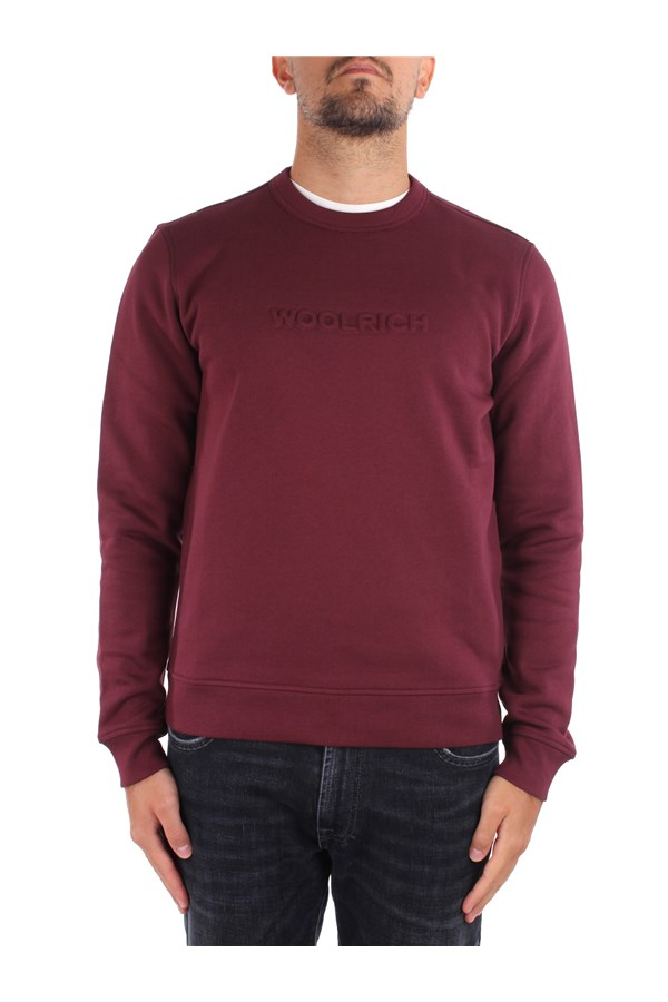 Woolrich Crewneck  Red