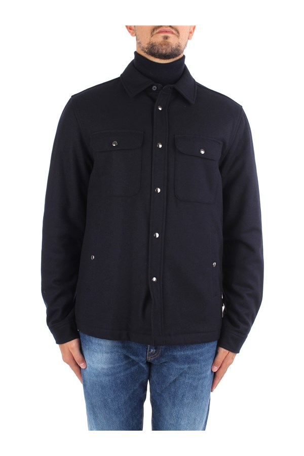 Woolrich Jackets And Jackets CFWOOS0038MRUT2355 3989 Blue
