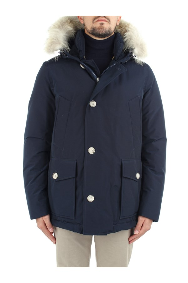 Woolrich Jackets And Jackets CFWOOU0272MRUT0001 Blue