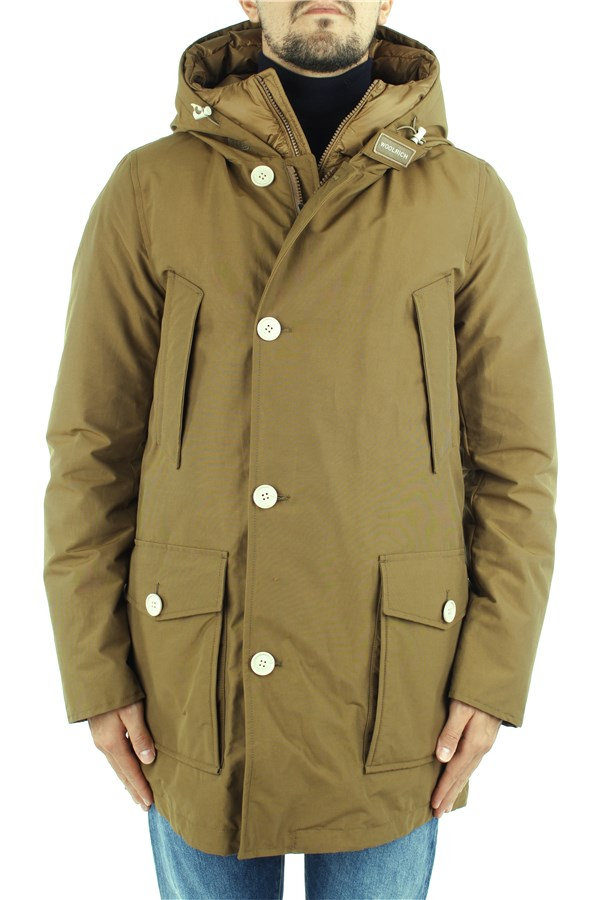 Woolrich Jackets Brown