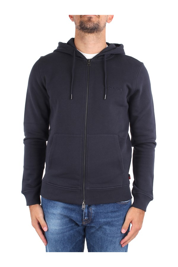Woolrich  With Zip Blue