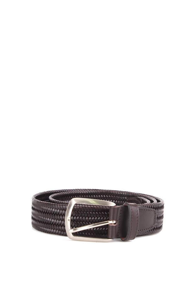 Andrea D'amico Belts A20ACU2744 Brown