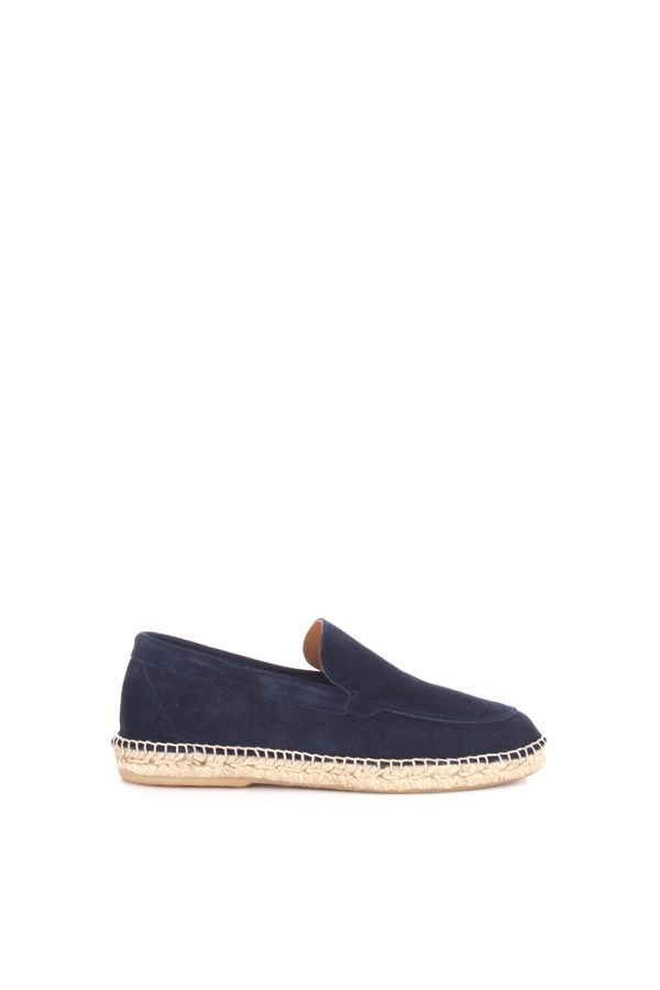 Abarca Loafers Blue