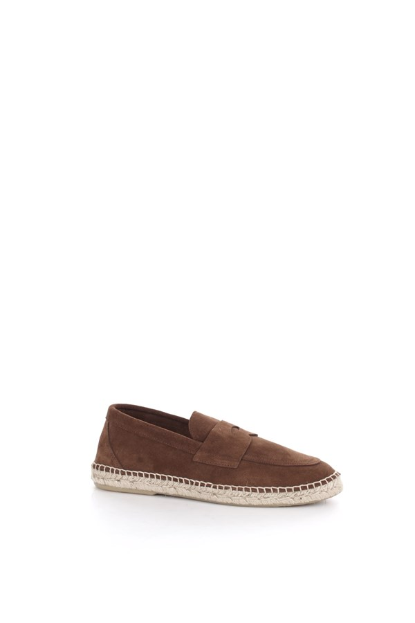 Abarca Loafers Brown