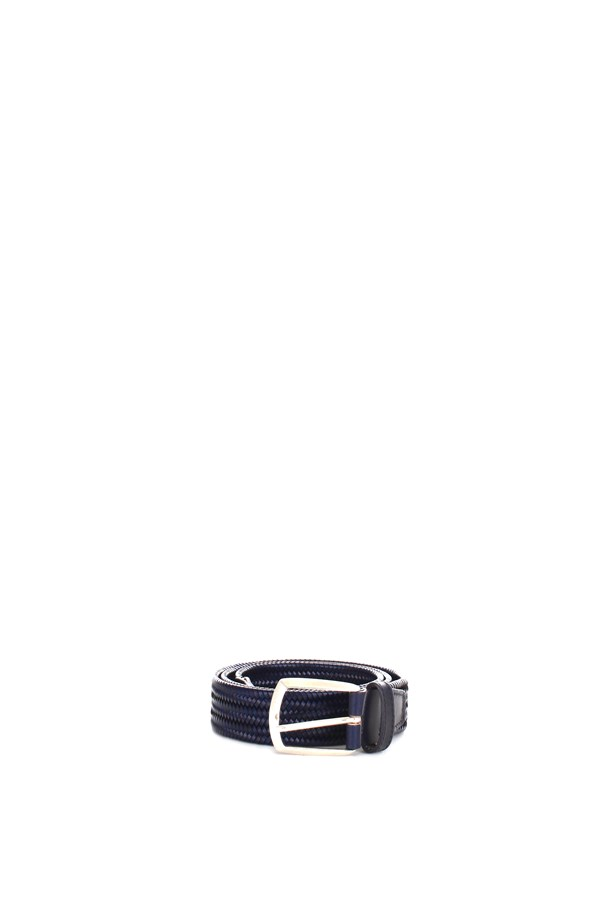 Andrea D'amico Belts Blue