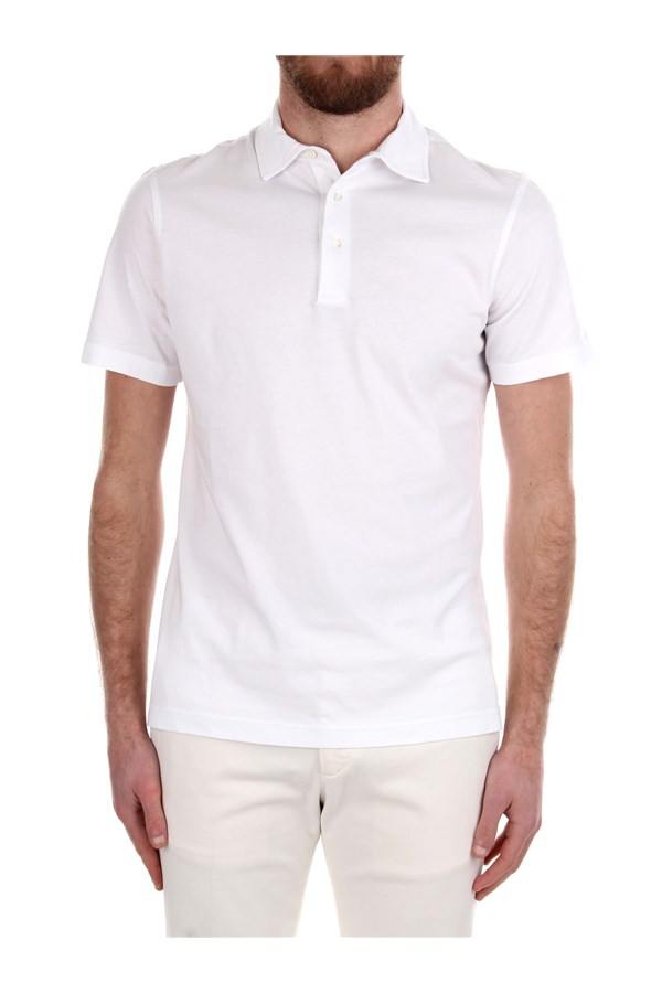 Aspesi Short sleeves White