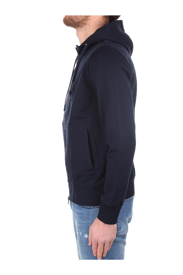 Circolo 1901 Sweatshirts  With Zip Man CN2960 2