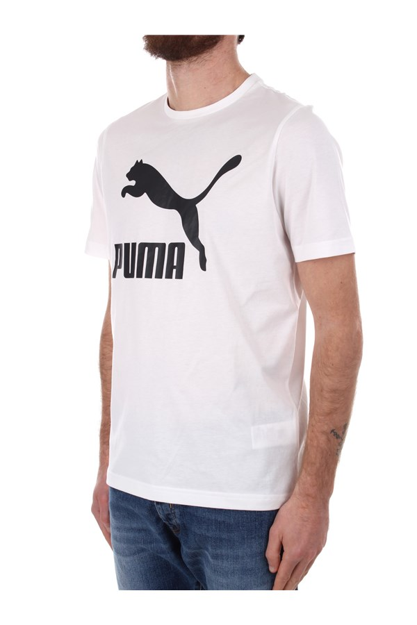 Puma Short sleeve White