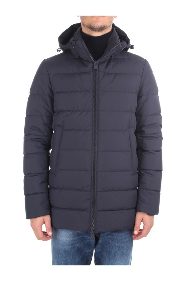 Herno Jackets Blue