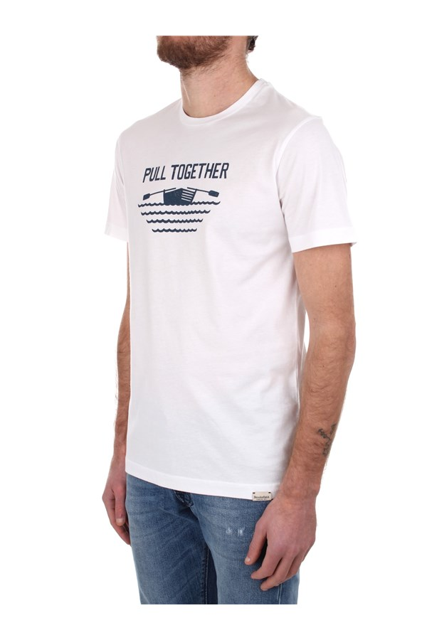 Brooksfield Short sleeve White