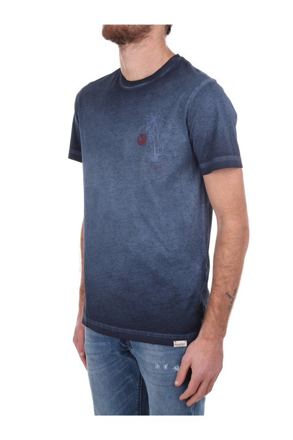 Brooksfield Short sleeve Blue
