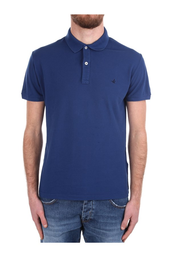 Brooksfield Short sleeves Blue