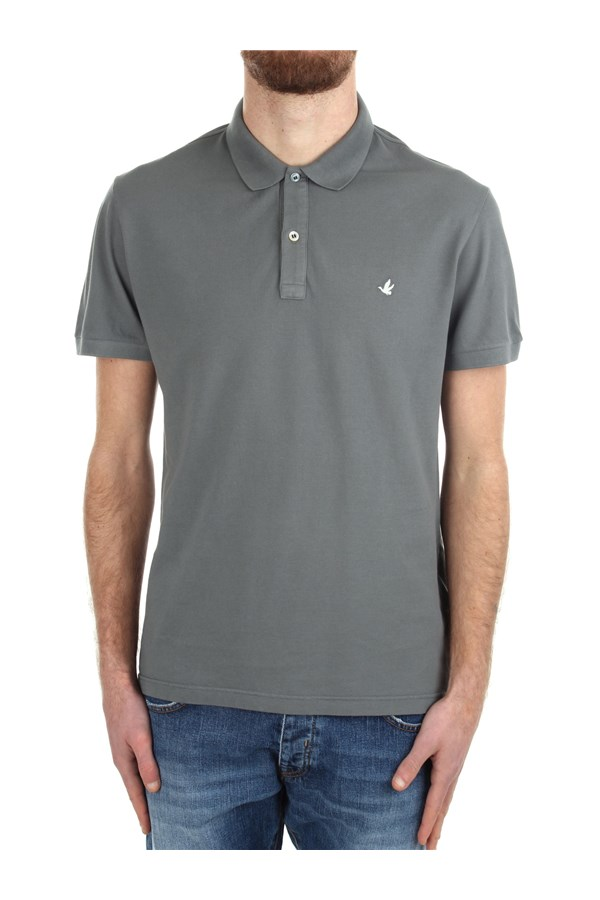 Brooksfield Short sleeves Grey
