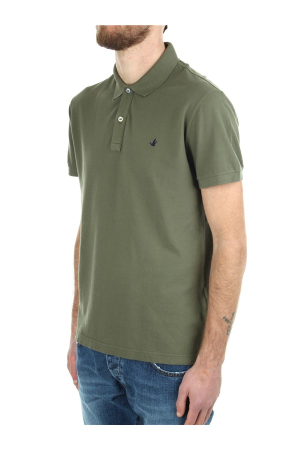 Brooksfield Short sleeves Green