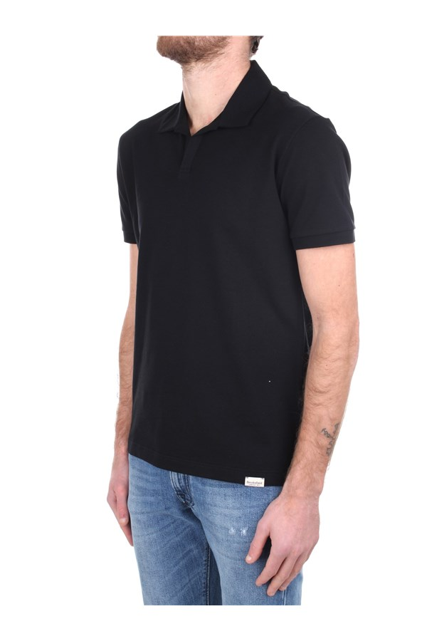 Brooksfield Short sleeves Black