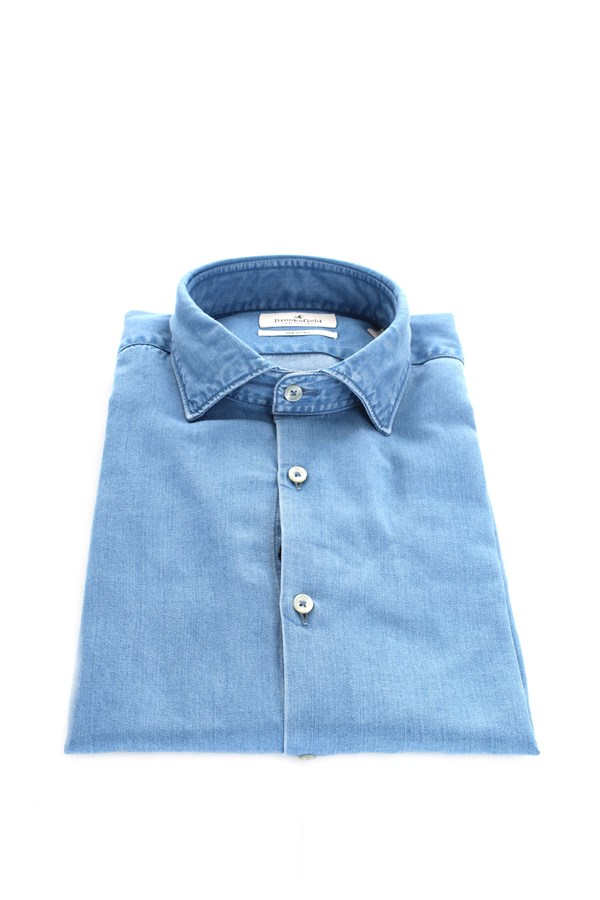 Brooksfield Denim Blue