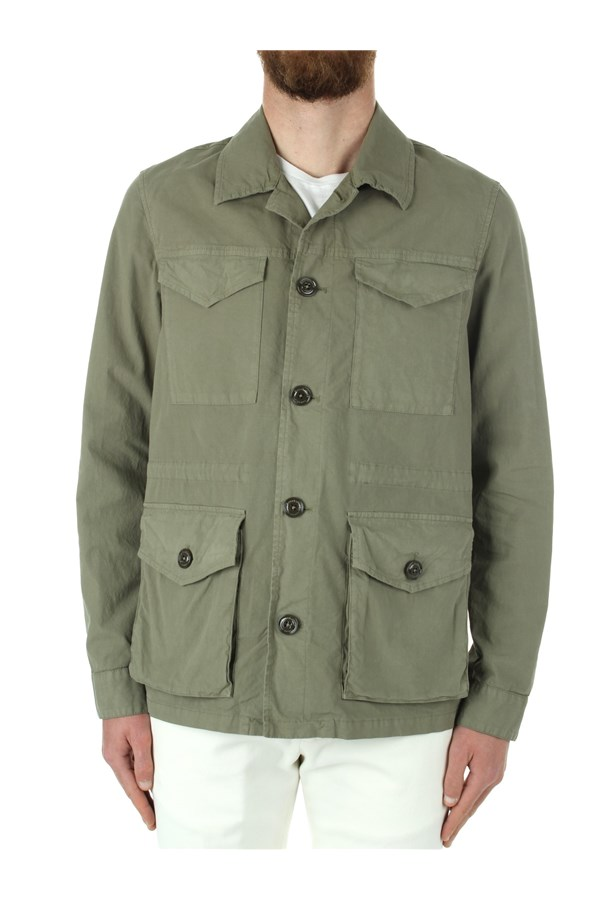 Brooksfield Jackets Green