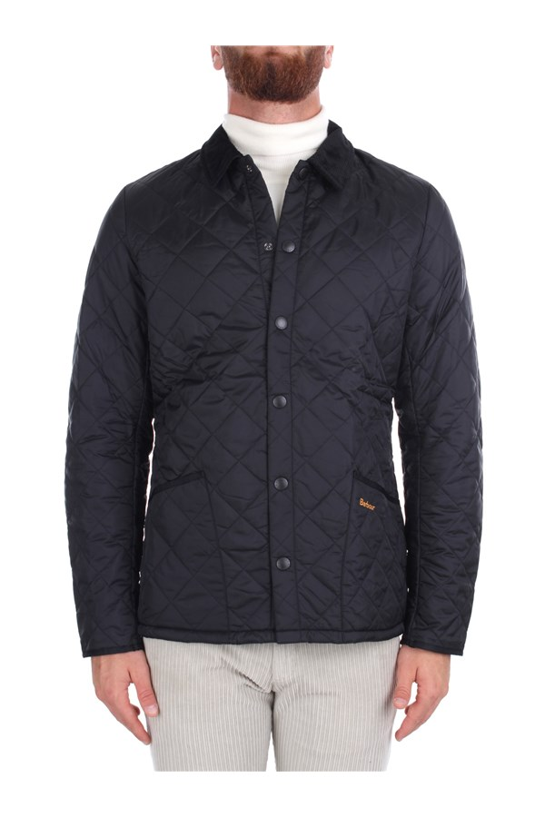 Barbour Jackets BAMQU0240 Black
