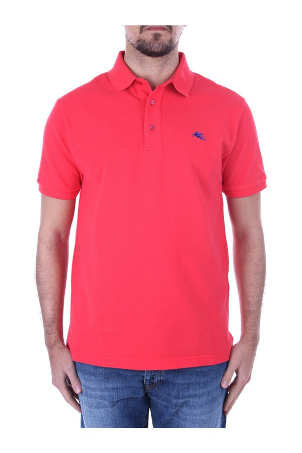Etro Short sleeves Red