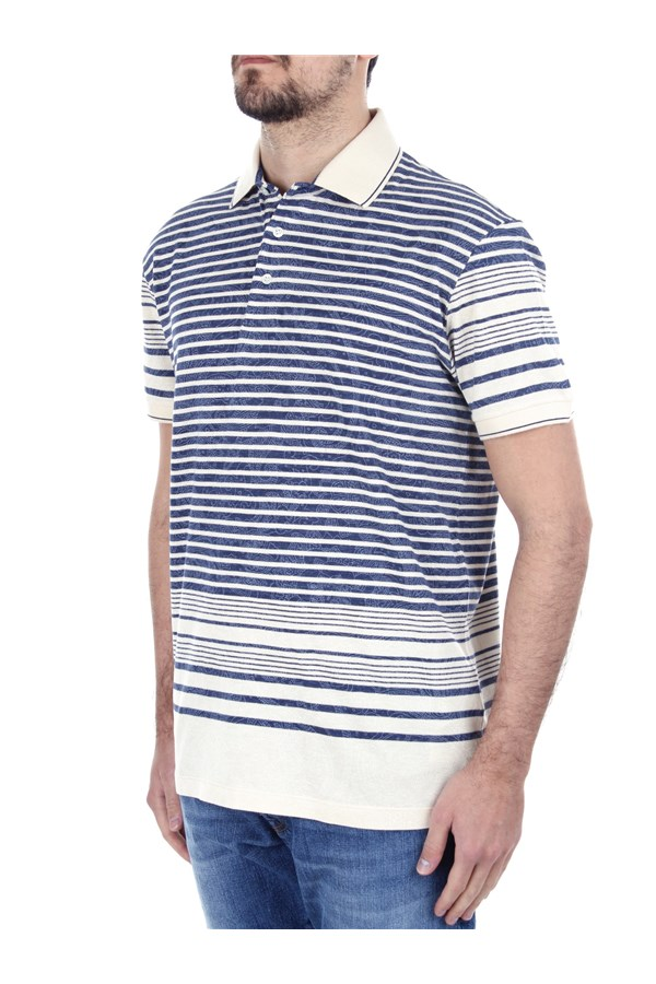 Etro Short sleeves Multicolor