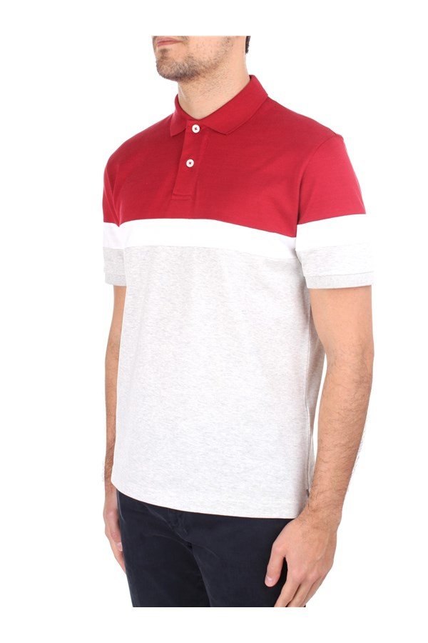 Eleventy Polo shirt Short sleeves Man C75POLC04 TES0C176 1