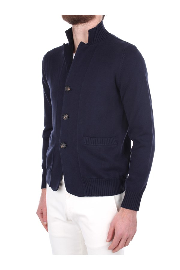 Brunello Cucinelli Cardigan Blue