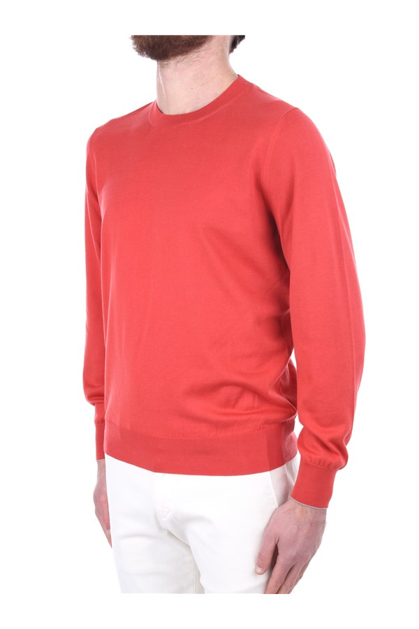 Brunello Cucinelli Sweaters Red