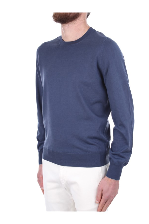 Brunello Cucinelli Sweaters Blue