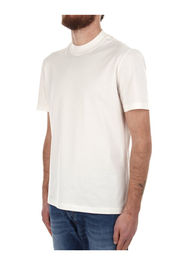Brunello Cucinelli Short sleeves White