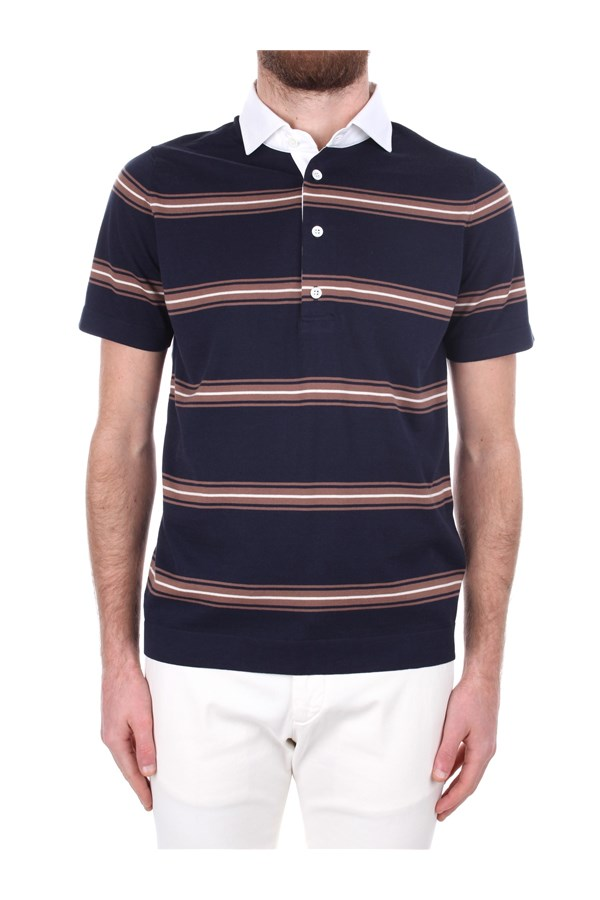 Brunello Cucinelli Short sleeves Multicolor