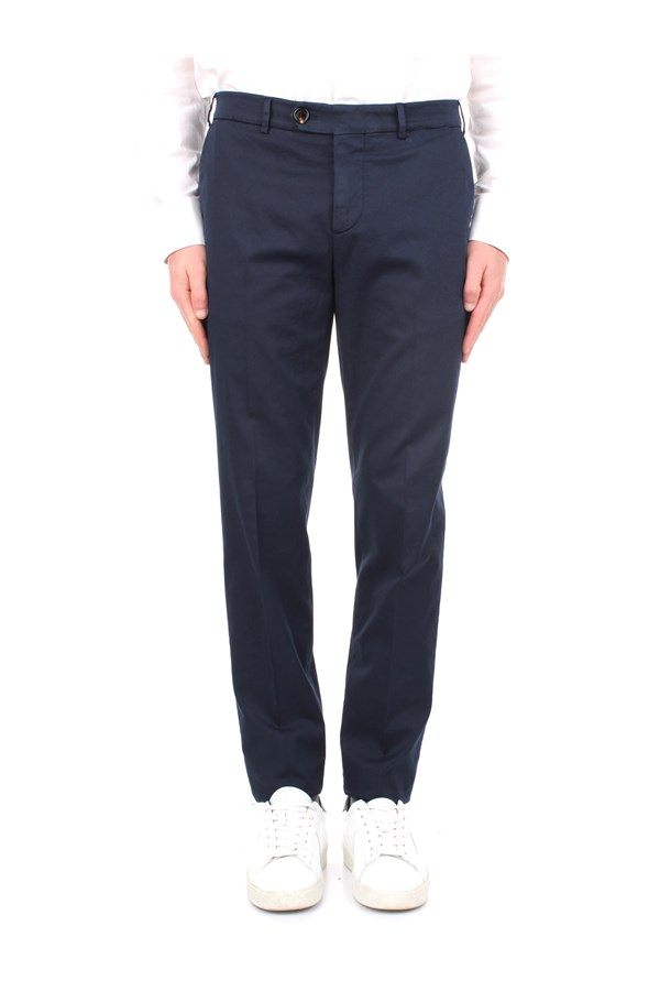 Brunello Cucinelli Trousers M289LI1770 Blue