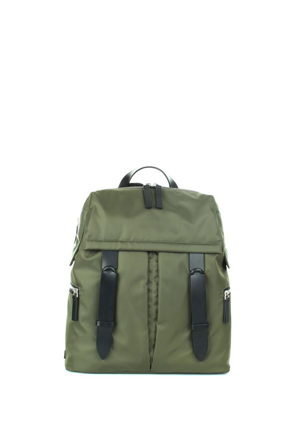 Orciani Backpacks Green