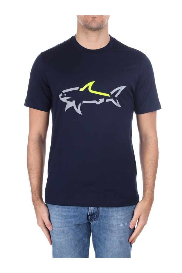 Paul & Shark Short sleeve Blue