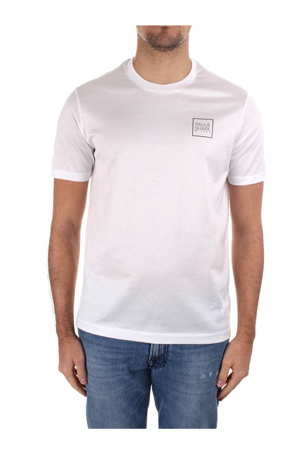 Paul & Shark Short sleeve White