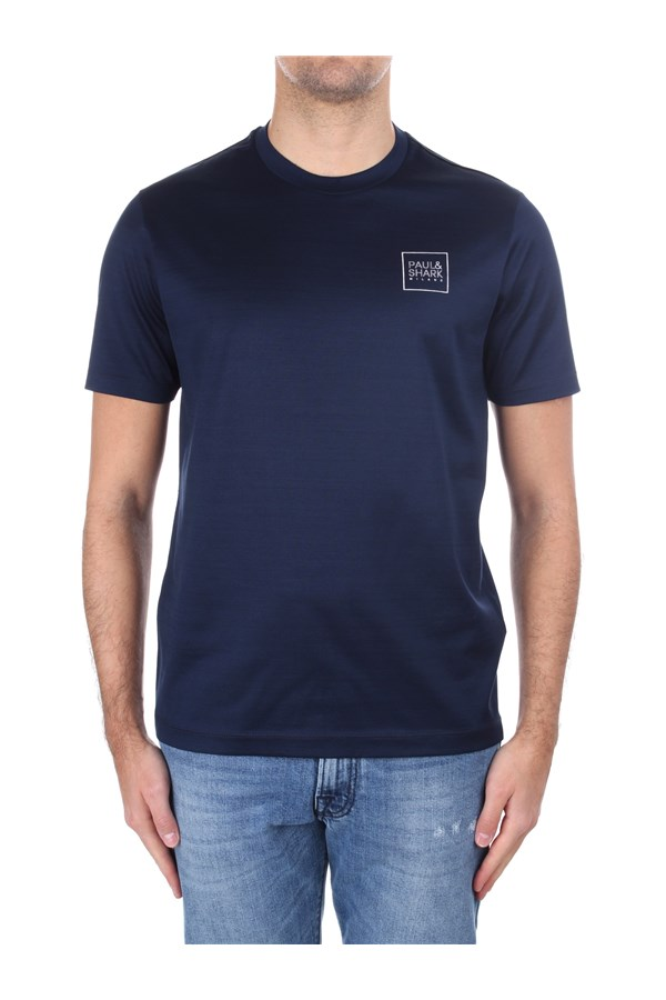 Paul & Shark Short sleeve 21411058 Blue
