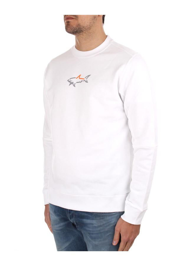 Paul & Shark Sweatshirts Crewneck  Man 21411899 1