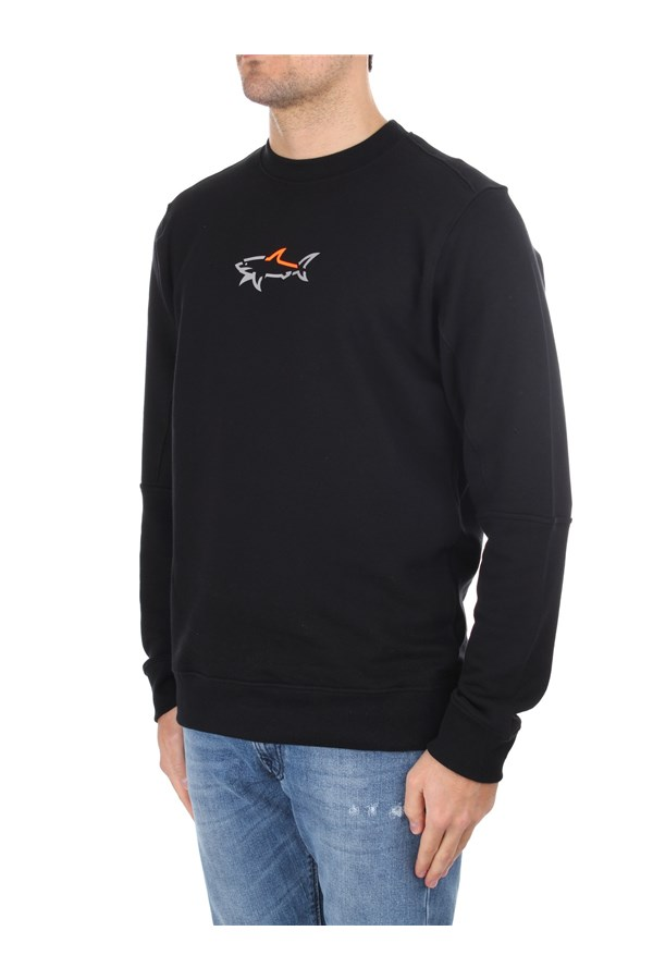 Paul & Shark Crewneck  Black