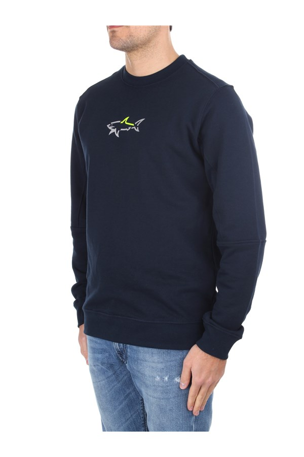 Paul & Shark Crewneck  Blue