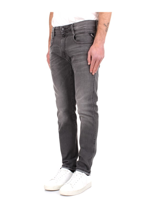 Replay Slim Grey