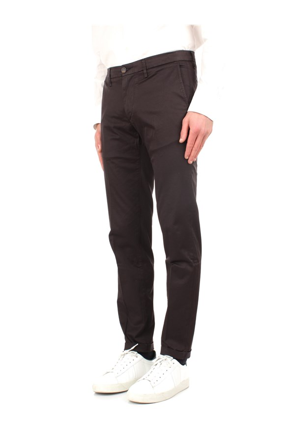 Re-hash Trousers Brown