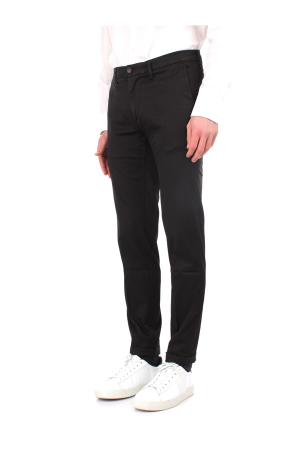 Re-hash Trousers Black