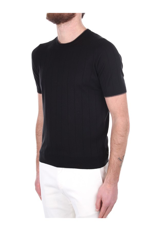 La Fileria Short sleeve Black