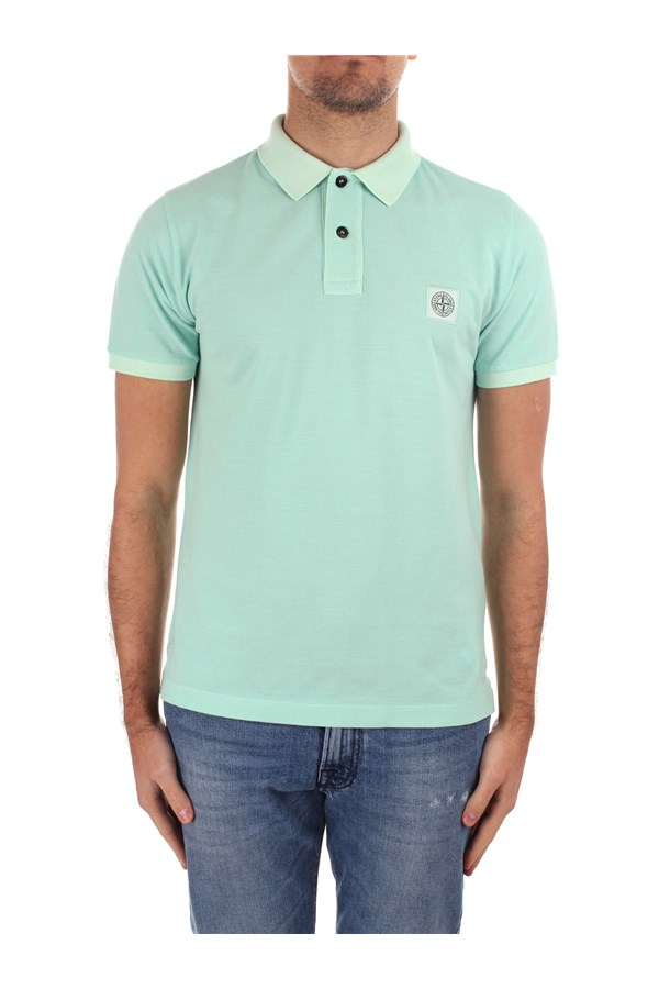 Stone Island Polo shirt Short sleeves Man MO741522S67 0