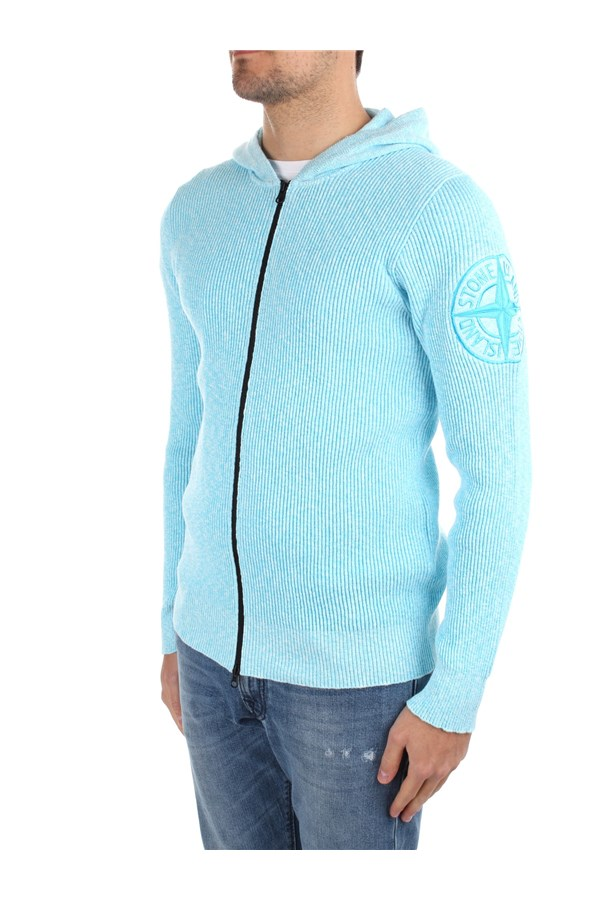 Stone Island Knitted  Turquoise