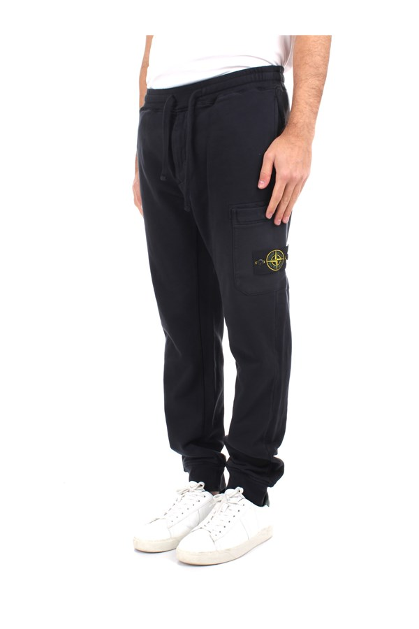 Stone Island Trousers Long Man MO741564551 1