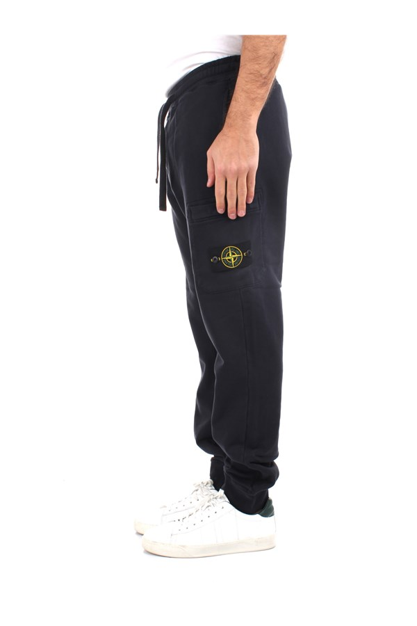 Stone Island Trousers Long Man MO741564551 2