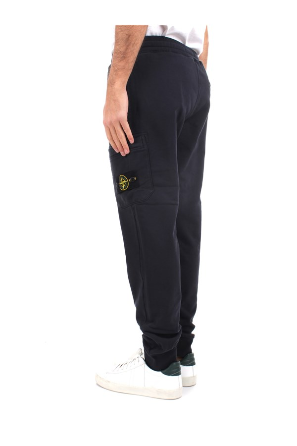 Stone Island Trousers Long Man MO741564551 3
