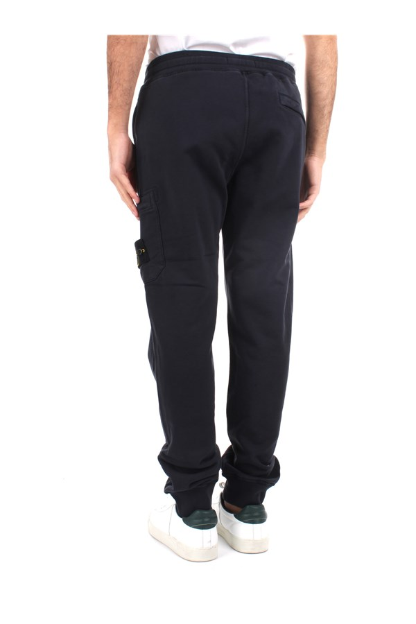 Stone Island Trousers Long Man MO741564551 4