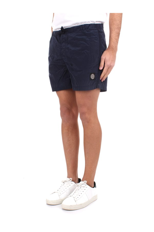 Stone Island Sea shorts Blue